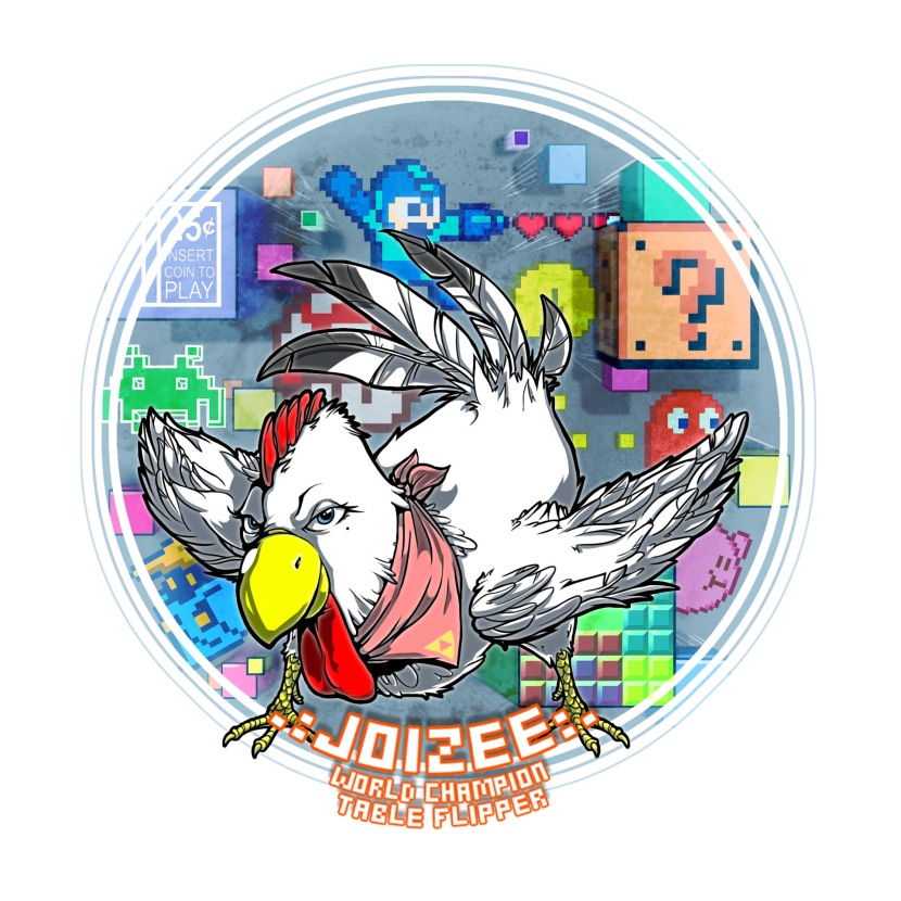 Joizee Chicken Alternative version